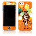 Пластиковый чехол ROCK Mr.ROCK Series 2 Air Ballon для Apple iPhone 5/5S/5SE(#1)
