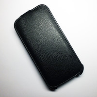Кожаный чехол Armor Case Black для Lenovo IdeaPhone A706