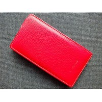 Кожаный чехол Melkco Leather Case Red LC для Nokia Lumia 900