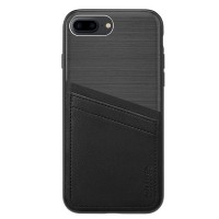 Гибридная накладка Nillkin Classy Case Black для Apple iPhone 7 Plus/iPhone 8 Plus