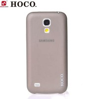 Пластиковый чехол HOCO Ultrathin transparent Black для Samsung i9190 Galaxy S4 mini