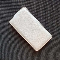 Кожаный чехол Melkco Leather Case White LC для Sony Xperia SP M35i