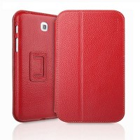 Кожаный чехол Yoobao Executive Leather Case Red для Samsung Galaxy Tab 3 7.0 P3200