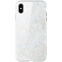 Чехол NILLKIN Seashell Case Белый для Apple iPhone XS Max