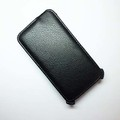 Чехол книга Armor Case Black для Alcatel One Touch SPOP 4030D(#1)