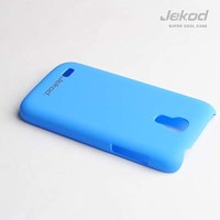 Пластиковый чехол Jekod Cool Case Blue для Samsung i9190 Galaxy S4 mini