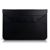 Кожаный чехол BGR Leather Case Black для Apple MacBook Air 11,6