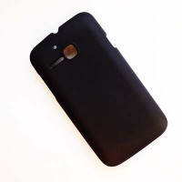 Силиконовый чехол Becolor Black Mat для Alcatel One Touch M POP 5020D