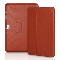 Кожаный чехол Yoobao Executive Leather Case Brown для Samsung Galaxy Note 10.1 N8000