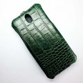 Кожаный чехол Abilita Leather Case Green Crocodile для HTC Desire 610(#3)