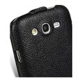 Кожаный чехол Melkco Leather Case Black LC для Samsung i9082 Galaxy Grand Duos(#4)