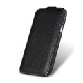 Кожаный чехол Melkco Leather Case Black LC для Samsung i9500 Galaxy S4(#2)