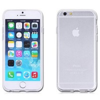 Силиконовый чехол Ainy TPU Case Transparent для Apple iPhone 6/6S