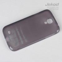 Силиконовый чехол Jekod TPU Case Black для Samsung i9295 Galaxy S4 Active