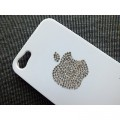 Пластиковый чехол SGP Case White Grystal для Apple iPhone 5/5S/5SE(#2)