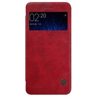 Кожаный чехол Nillkin Qin Leather Case Red для Xiaomi Mi5