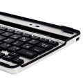 Клавиатура с русскими буквами Mobile Bluetooth Keyboard White для Apple iPad mini(#4)