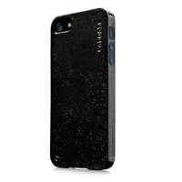 Силиконовый чехол Capdase Soft Jacket Sparko Black для Apple iPhone 5/5S/5SE