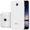 Силиконовый чехол Nillkin Nature TPU Case White для Meizu M2 Note(#3)