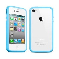 Бампер Original Bumper Blue для Apple iPhone 4/4S