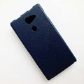 Кожаный чехол Melkco Leather Case Dark Blue LC для Sony Xperia M2 Dual S50h(#3)