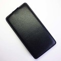Чехол книга Armor Case Black для Huawei Ascend G750 Honor 3X(#1)