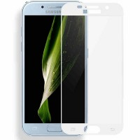 Защитное стекло Aiwo Full Screen Cover 0.33 mm White для Samsung A320F Galaxy A3 (2017)
