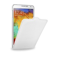 Кожаный чехол-книга Melkco Leather Case White LC для Samsung N9000 Galaxy Note 3