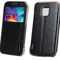 Полиуретановый чехол Usams Merry Series Black для Samsung G870 Galaxy S5 Active(#3)