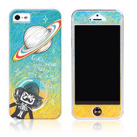 Пластиковый чехол ROCK Mr.ROCK Series 2 Exoplanet для Apple iPhone 5/5S/5SE