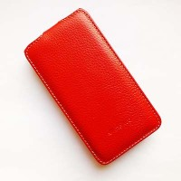 Кожаный чехол Melkco Leather Case Red LC для Samsung G355H Galaxy Core 2 Duos