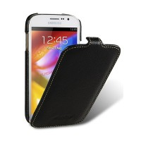 Кожаный чехол Melkco Leather Case Black LC для Samsung i9082 Galaxy Grand Duos