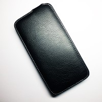 Кожаный чехол Armor Case Black для Lenovo IdeaPhone A850