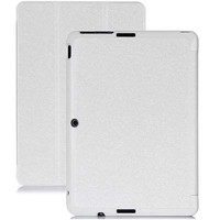 Полиуретановый чехол Book Cover Case White для Asus Transformer Pad TF103CG