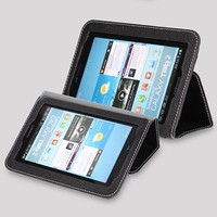 Кожаный чехол Yoobao Executive Leather Case Black для Samsung Galaxy Tab 2 7.0 P3110