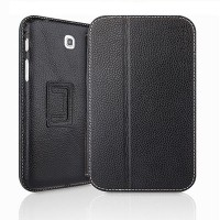 Кожаный чехол Yoobao Executive Leather Case Black для Samsung Galaxy Tab 3 7.0 P3200