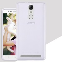 Силиконовый чехол Becolor TPU Case 0.5mm White для Lenovo K5 Note/A7020