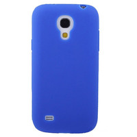 Силиконовый чехол TPU Jimy Case Blue для Samsung i9190 Galaxy S4 mini