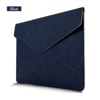 Кожаный чехол BGR Case Dark Blue для Apple MacBook Air 13