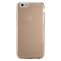 Силиконовый чехол Nillkin Nature TPU Case Brown для Apple iPhone 6/6S