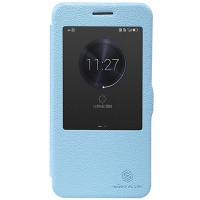 Полиуретановый чехол Nillkin Fresh Series Blue  для Huawei Ascend Honor 4X