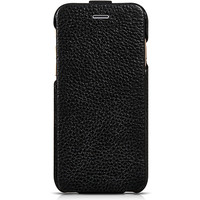Кожаный чехол HOCO Premium Collection Black для Apple iPhone 6/6S