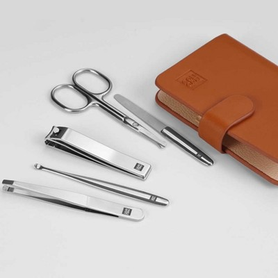 Маникюрный набор Xiaomi Huo Hou Stainless Steel Nail Clipper Set(4)