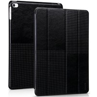 Кожаный чехол HOCO Fashion Crystal Black для Apple iPad Air 2
