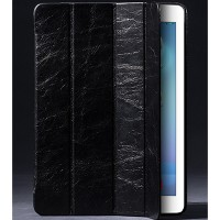 Кожаный чехол Borofone General Leather case Black для Apple iPad Air