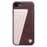 Гибридная накладка Nillkin Hybrid Case Brown для Apple iPhone 7