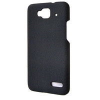 Пластиковый чехол Aixuan Hard Case Black для Alcatel One Touch Idol Mini 6012X