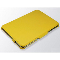Кожаный чехол Armor Case Yellow для Samsung Galaxy Note 10.1 N8000