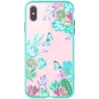 Чехол NILLKIN Floral для Apple iPhone XS Max