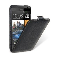 Кожаный чехол Melkco Leather Case Black LC для HTC Desire 301/Zara mini